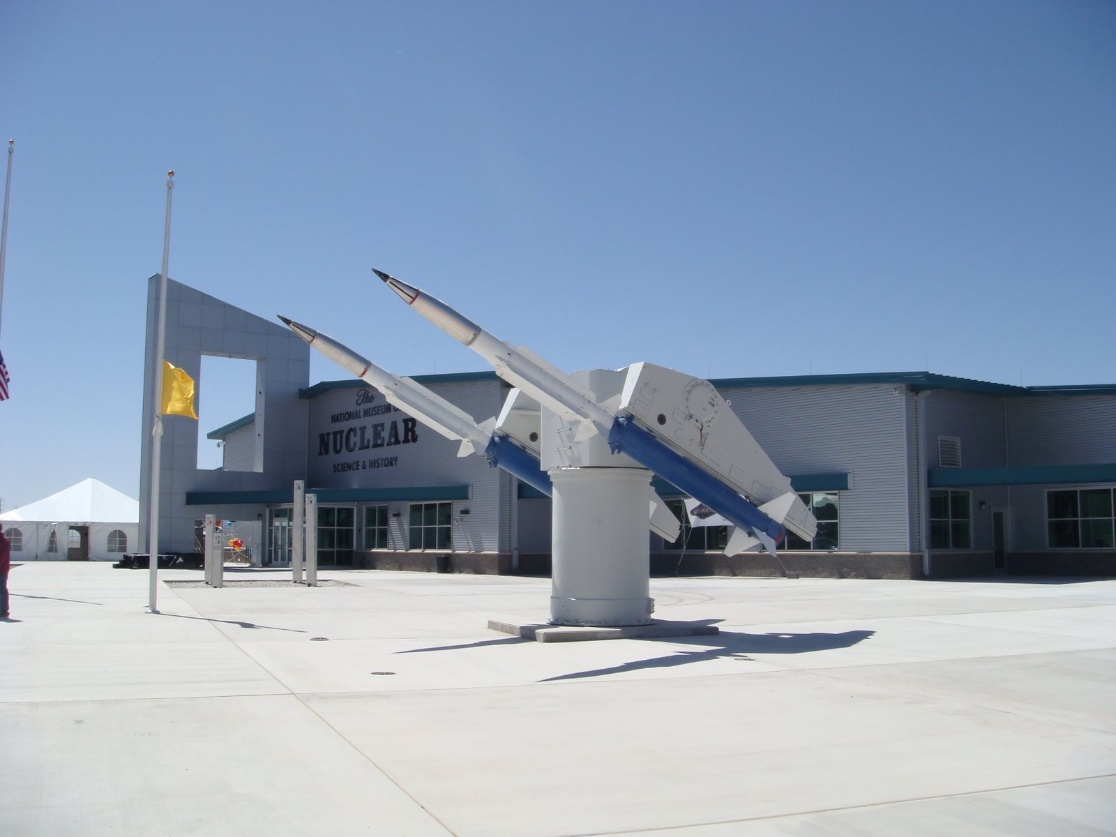The National Museum of Nuclear History and Science