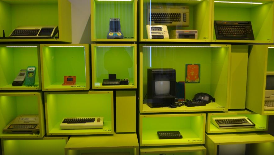 Museum of Computer Games