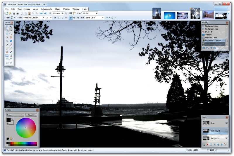 alternatives to Adobe Photoshop