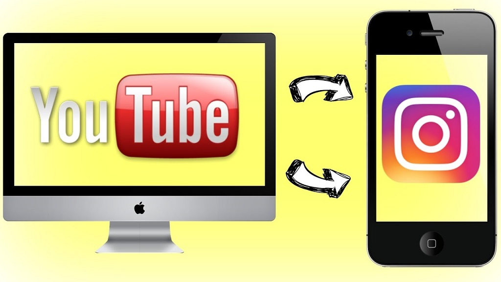 Upload a Youtube Video on Instagram
